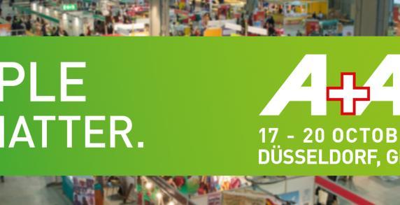 A+A Düsseldorf - 17/18/19/20 Ottobre 2017